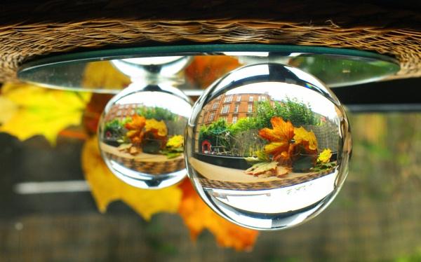 Autumn through a lens by AliEscobar