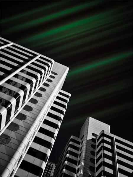 The Odd Sky by tvhoward950