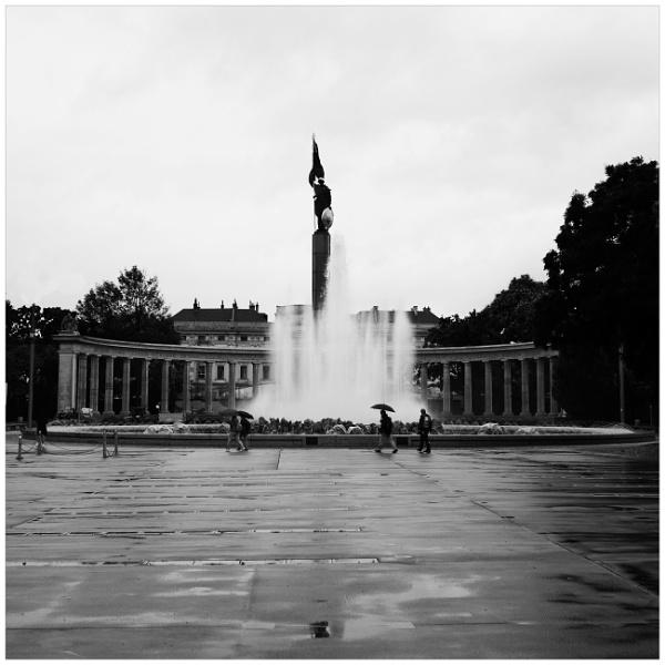 Heldenplatz by bliba