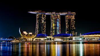 Singapore Marina Bay 2