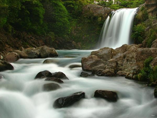 Tawhai Falls 4 by DevilsAdvocate