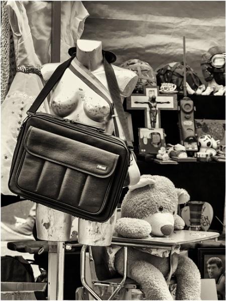 Outdoor market. by franken