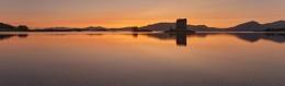Stalker Sunset Skyline