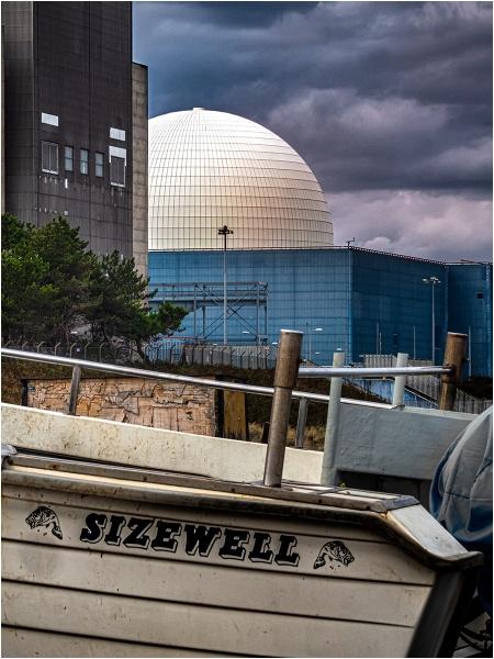 Sizewell by Dixxipix