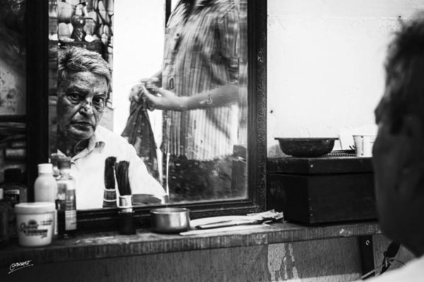 Barber shop... by clicknimagine