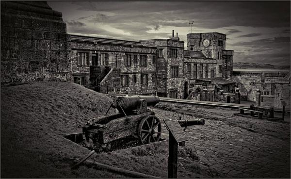 Bamburgh Castle by PhilT2