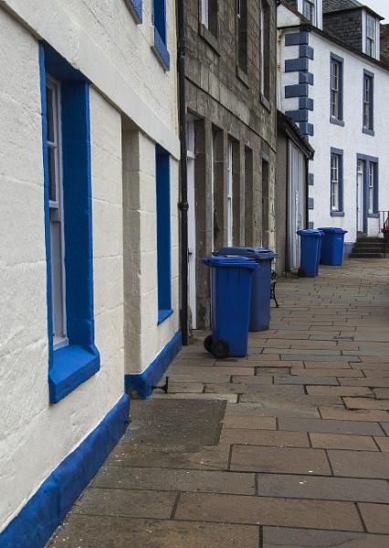 Blue  Bin Day? by Irishkate