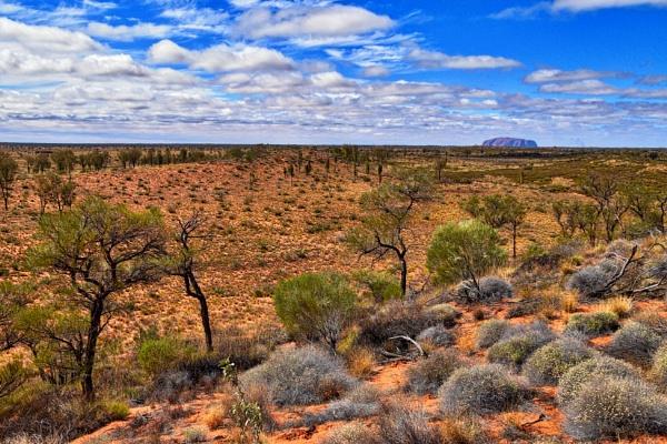 Uluru- 20. by WesternRed