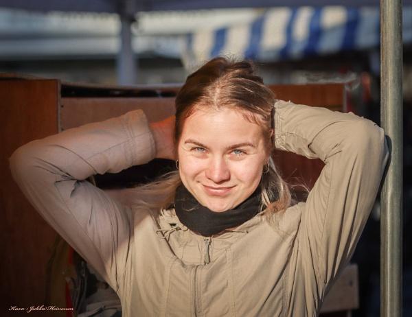 Smile. by Jukka