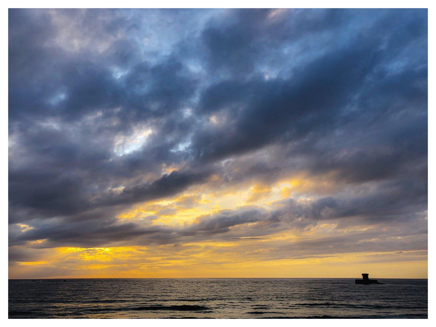 St Ouens Sunset