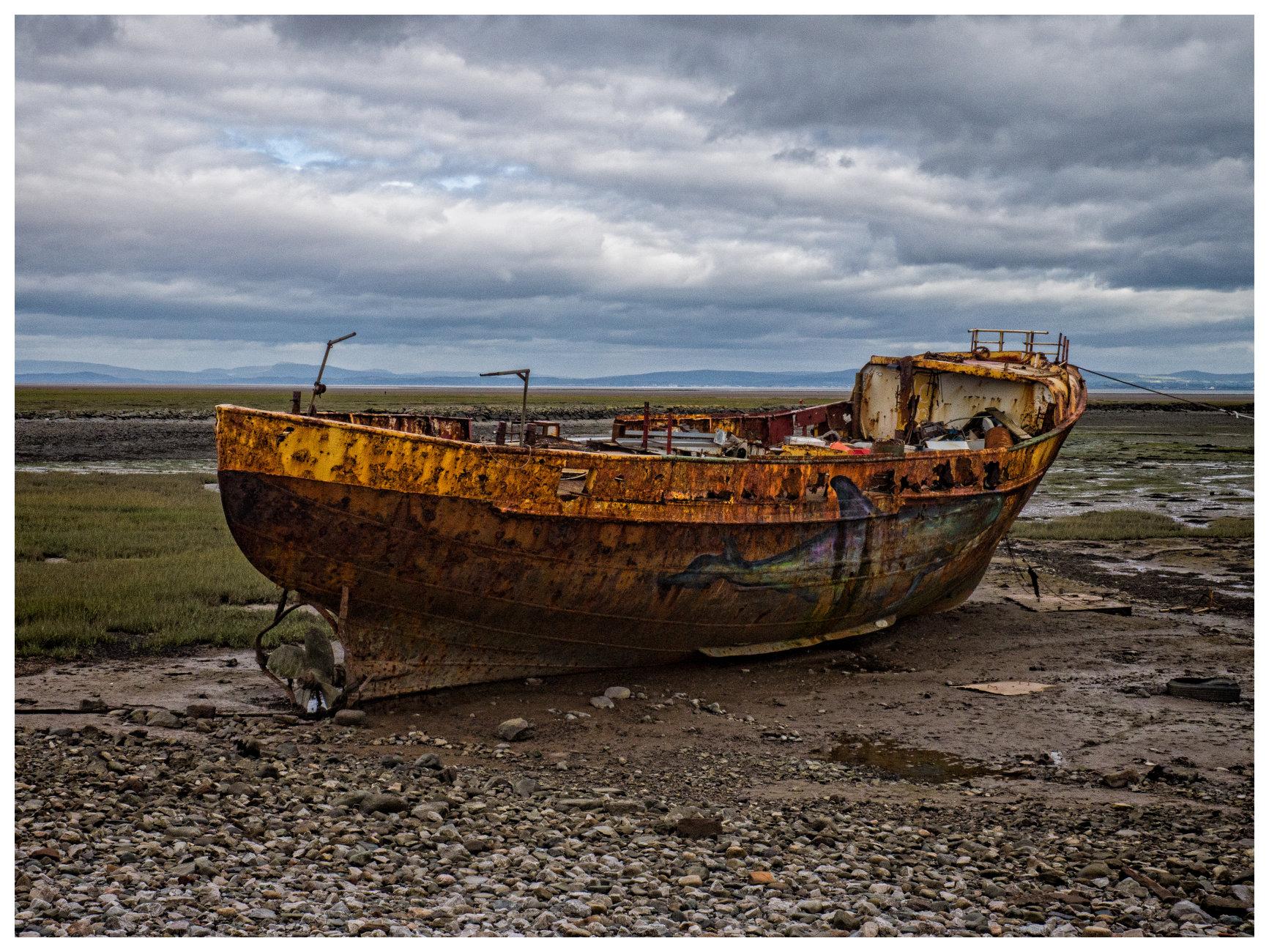 Roa Island Wreck