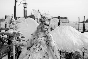 Carnival in B&W ... (and colour)