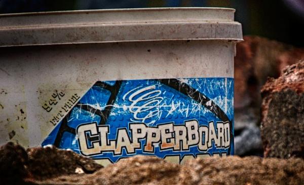 CLAPPER BOARD by SOUL7