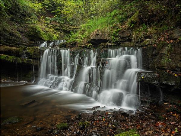 Lower Falls, Scaleber Force by Leedslass1