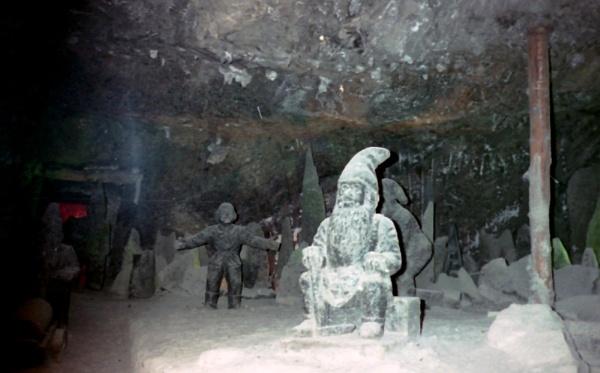 Wieliczka Salt Mines. Poland by Don20