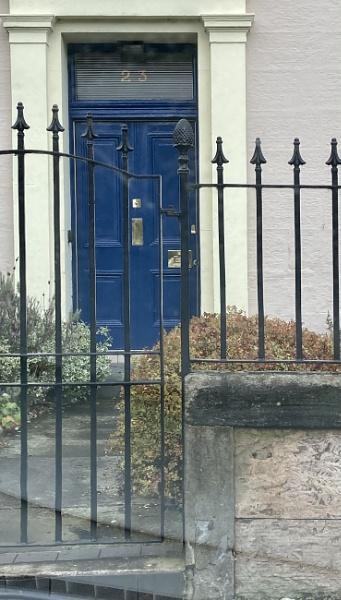 Blue Door. by Pinarellopete