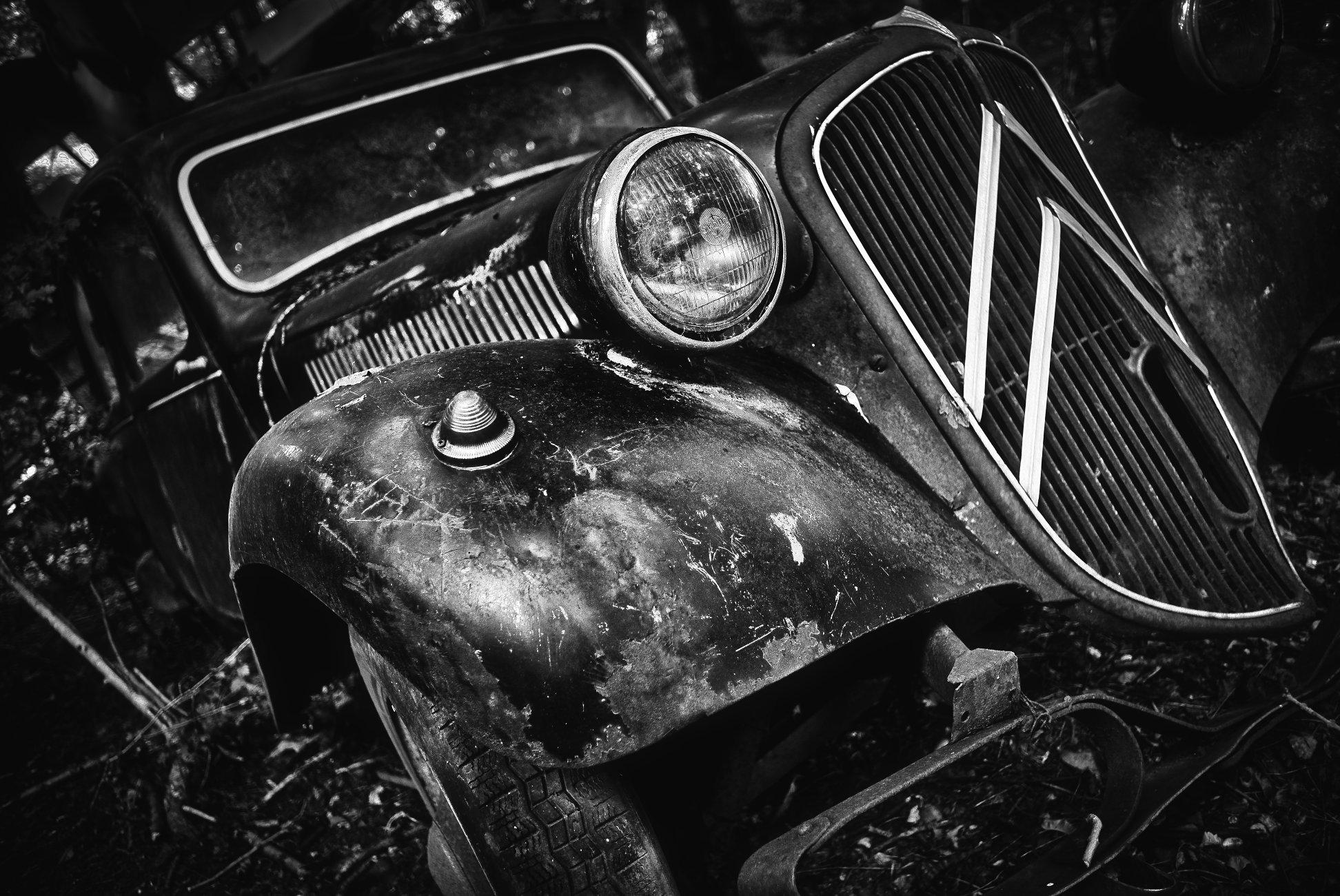 Citroën Traction Avant ...