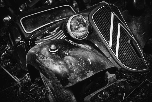 Citroën Traction Avant ... by icipix