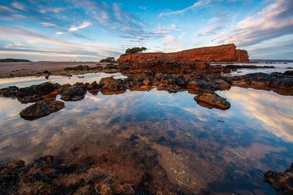 Reflecting by JohnDyer