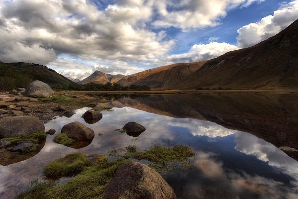 Loch Etive Autumn Glow by Buffalo_Tom