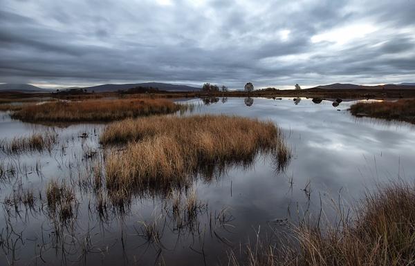 Loch Ba, Grey Morning. by Buffalo_Tom