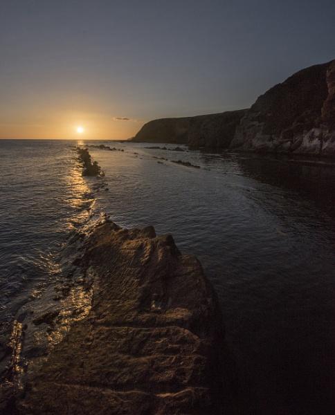 Cove Sunrise by jamie_w
