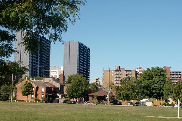 Corktown Park at 175 Ferguson Avenue South by TimothyDMorton