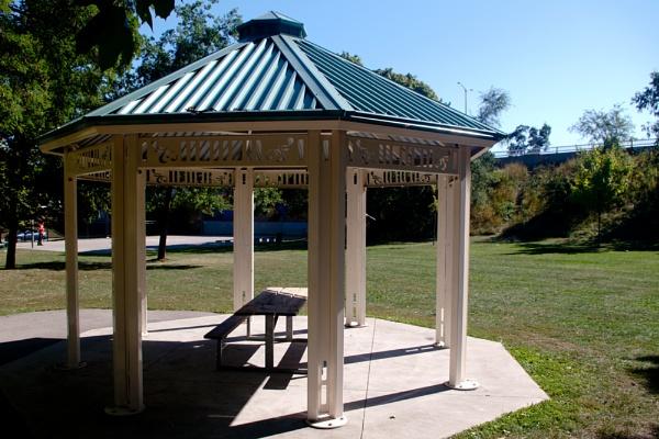 Pavilion at Carter Park by TimothyDMorton
