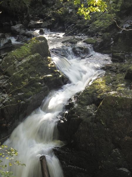 Routin Falls by elmer1