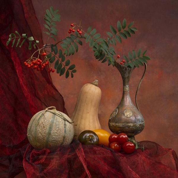 Autumn still life by Angi_Wallace