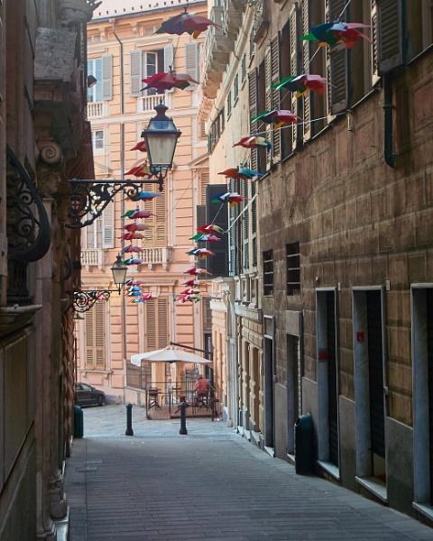 Genova by Meditator