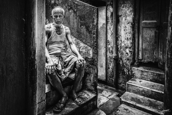 Slum Life... by clicknimagine