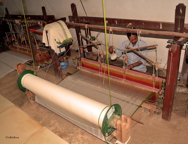 From_Kolkata # 113 Saree Weaving