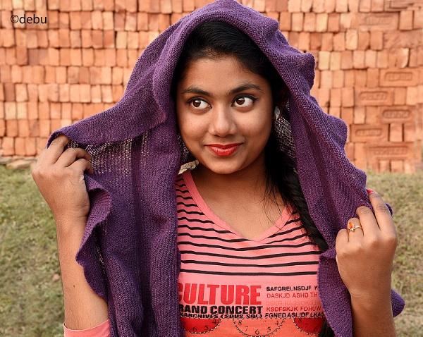 From_Kolkata # 117 Sweet Shavana by debu