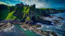 Dunluce Castle - N.Ireland by atenytom at 09/10/2020 - 7:31 PM
