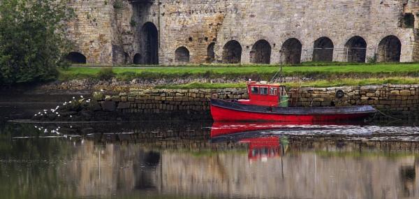 Limekilns Reflections by Irishkate