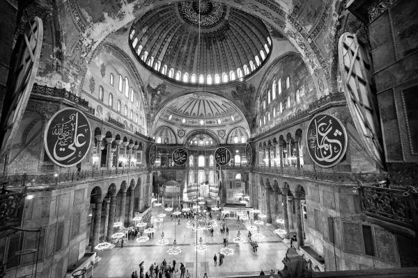 Hagia Sophia by RolandC