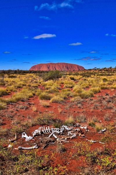 Uluru - 22. by WesternRed