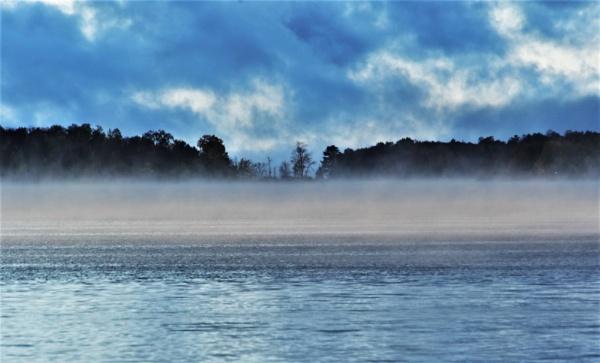 Autumn mist by djh698