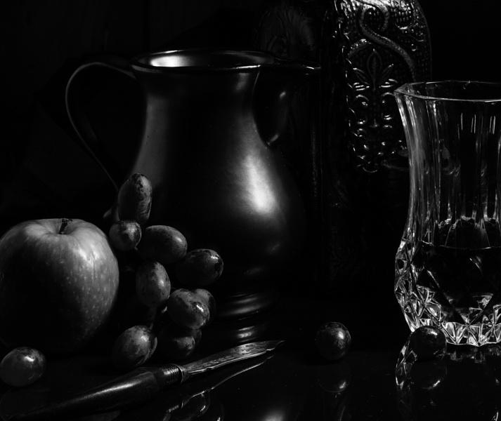 Apple & Grapes