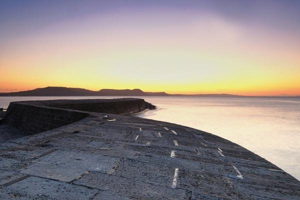 The Cob Dorset by RSFphoto