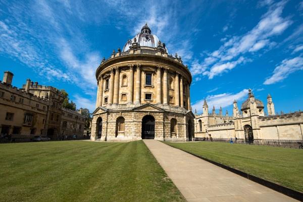 Radliffe Camera, Oxford by Trekmaster01