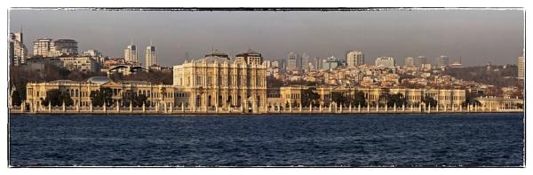 Istanbul  Dolmabahçe by nklakor