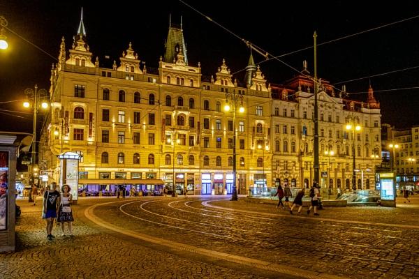 Kings Court Hotel, Prague by Owdman