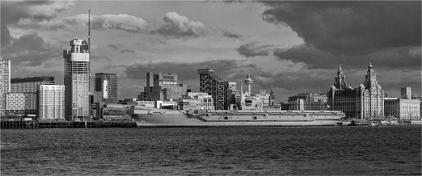 HMS PRINCE OF WALES by cymru2019