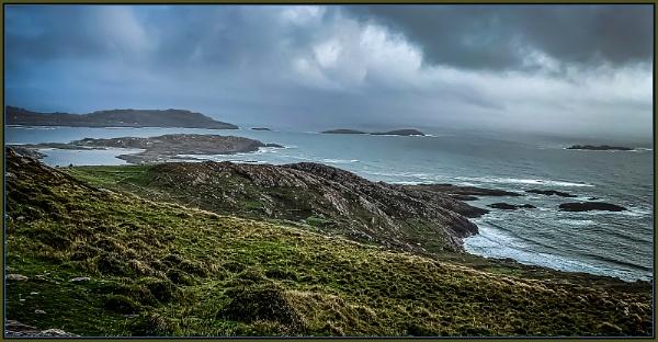 The Wild Atlantic way Co.Mayo by deejay10