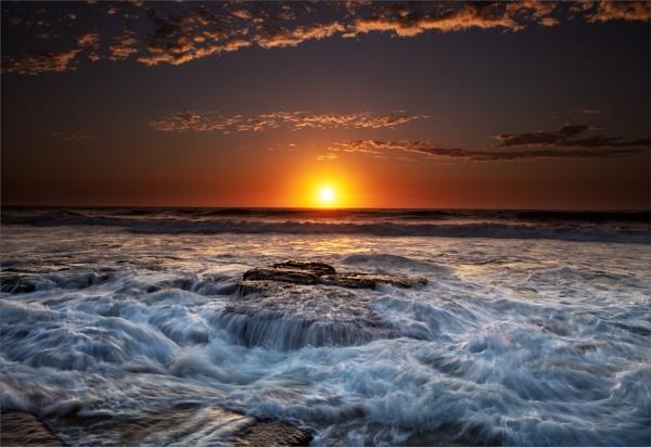 Early Morning Wet Feet by tvhoward950