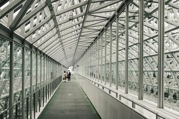 Kyoto Station by Silverlake