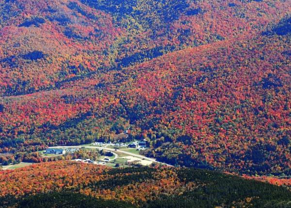 View from Mt. Washington NH. by jrsundown