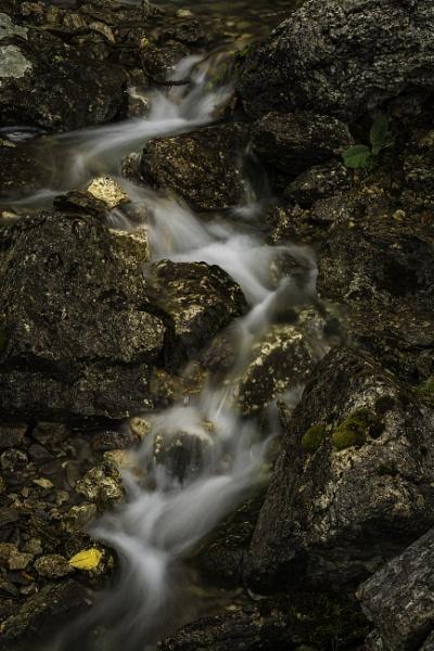 Limestone Stream. by Brenty